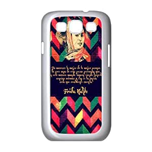 DDOUGS I Frida kahlo DIY Cell Phone Case for Samsung Galaxy S3 I9300, Discount I Frida kahlo Case