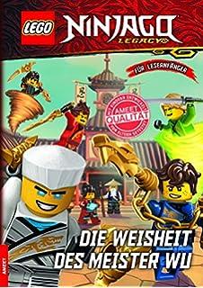 Lego Ninjago Missionen Für Helden Amazon De Bã Cher