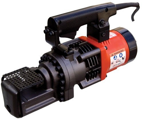 Multiquip HBC19B Portable Rebar Cutter 3/4-Inch, No. 6 Rebar, 115-Volt Electric
