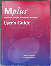 Mplus: Statistical Analysis With Latent…