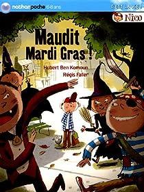Book's Cover ofMaudit Mardi Gras !