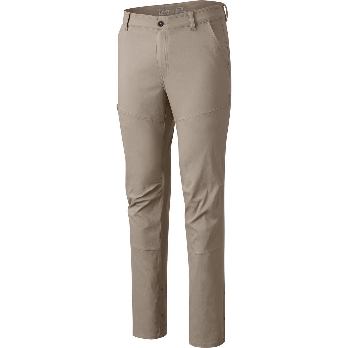 Mountain Hardwear Hardwear AP Pants – Men 's B01GUNFDY8 カーキ,34x32