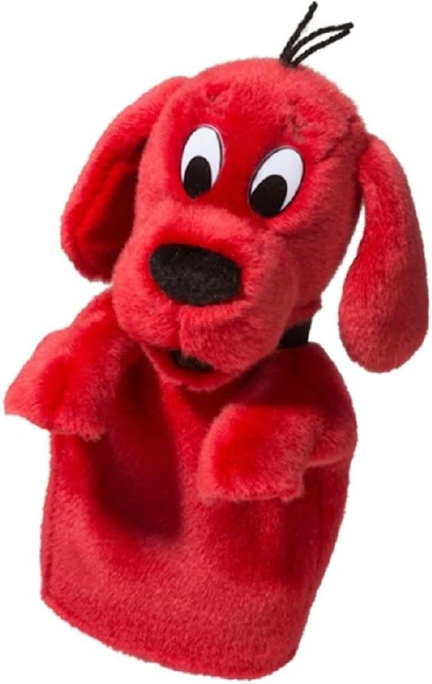 Douglas Clifford Dog Puppet Plush Stuffed Animal