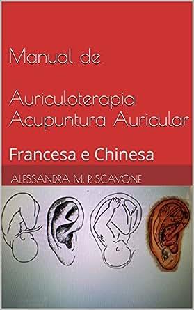 Amazon.com.br eBooks Kindle: Manual de Auriculoterapia