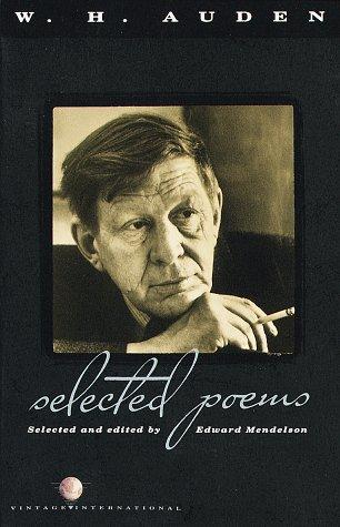 W.H. Auden: Selected Poems