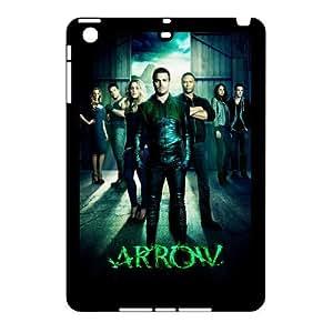 C-EUR Diy Case Green Arrow Customized Hard Plastic Case For iPad Mini