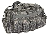 NPUSA Mens Large 30' Inch Duffel Duffle Military Molle Tactical Cargo Gear Shoulder Bag