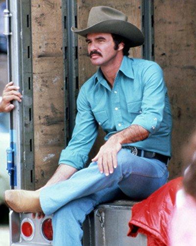 8386cc8bc9b04 Amazon.com  Burt Reynolds Smokey and The Bandit Demin   Stetson ...