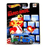HOT WHEELS SUPER MARIO BROTHERS DAIRY DELIVERY REAL RIDERS RARE by Hot Wheels