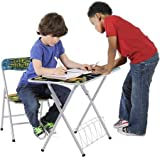 Teenage Mutant Ninja Turtles Activity Table and Chair Set WN340011