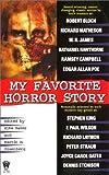 My Favorite Horror Story, Various, 0886779146