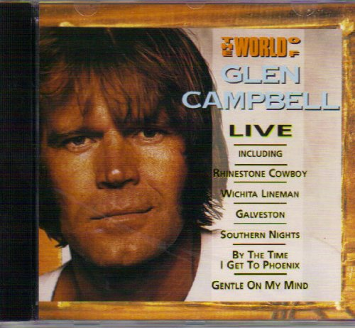 The World of Glen Campbell Live by Trace