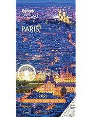 Fodor's Paris 25 Best 2021