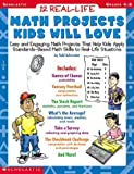 12 Real-Life Math Projects Kids Will Love, Todd  Schroeder, 0439365929