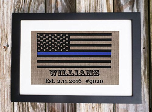 Police Graduation Gift, Police Officer, Police Gift, police, Gift for Police, Police Academy, Law enforcement, Thin Blue Line