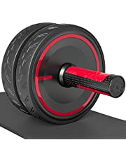 Readaeer Ab Roller Wheel Abdominal Exercise for Home Gym Fitness Equipment