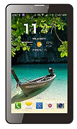 Ikall N2 (512+4GB) 3G+Wifi Calling Tablet - Black Tablets at amazon
