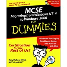 MCSE Migrating from Windows NT 4 to Windows 2000 For Dummies