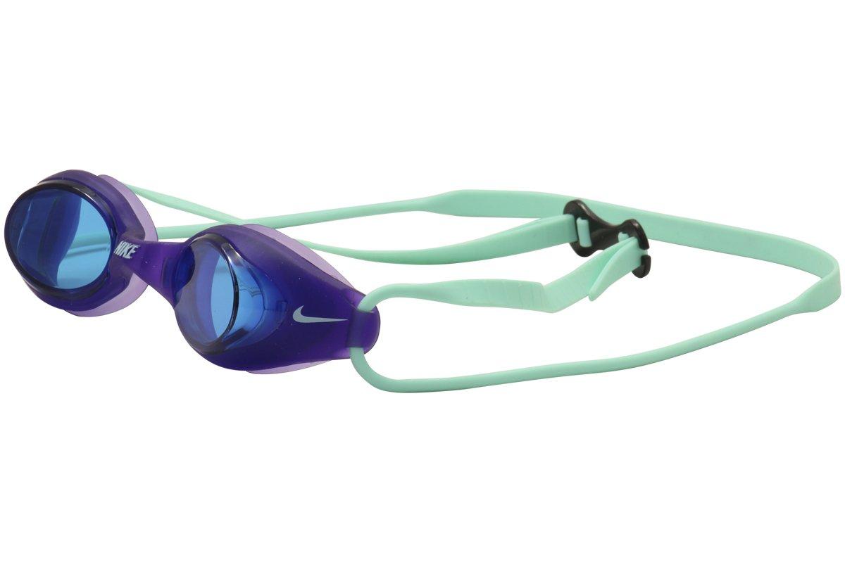 f1bce9a061df Amazon.com   Nike Swim Hydrowave II Jr Goggles (Blue)   Sports   Outdoors