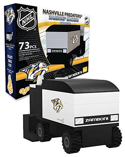 fan products of OYO Sports NHL Buildable Zamboni Nashville Predators