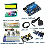 UNO Rev3 New Version Starter Package Kits -for Arduino Compatible