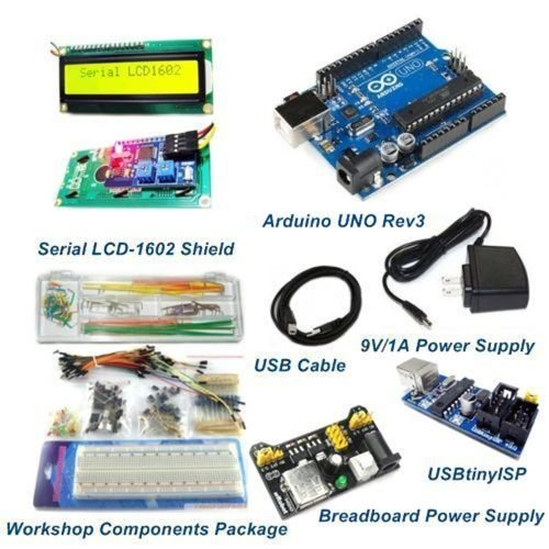 UNO Rev3 New Version Starter Package Kits -for Arduino Compatible by Aigh Auality shop