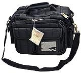 Explorer Tactical 12 Pistol Padded Gun and Gear Bag Black