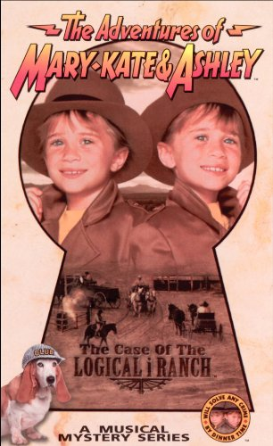 Adventures of Mary-Kate & Ashley: The Case of the Logical i - Ashley Style Mary And Kate