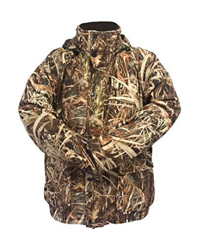 Wildfowler Waterproof Insulated Parka, 4X-Large, Wildgrass (Used Snow Goose Decoys For Sale 2017)