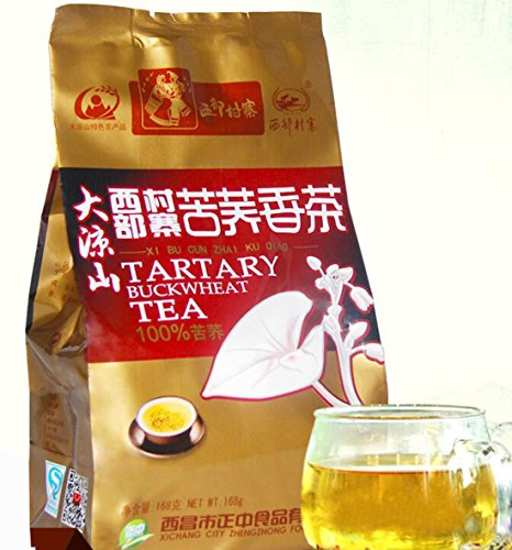 Sichuan Specialty: Tartary Buckwheat Tea 168g/5.9oz by helen ou @ zh