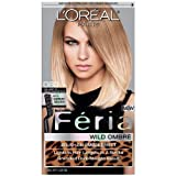 Feria Feria Wild Ombre Hair Color, O80 Light to Medium Blonde, 1 ct...