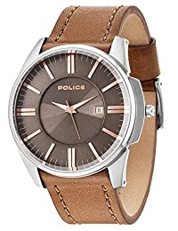Police GOVERNOR PL14384JS.11 Mens Wristwatch Design Highlight