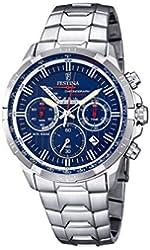 Men's Watch - FESTINA - Stainless Steel - Chronograph - F6836/3