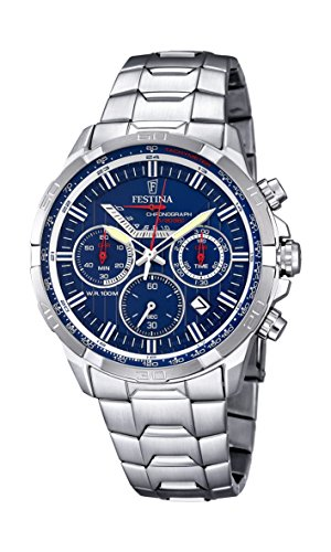 Men's Watch - FESTINA - Stainless Steel - Chronograph - F6836/3