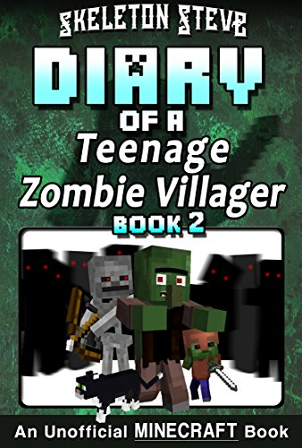 Amazon.com: Diary of a Teenage Minecraft Zombie Villager ...
