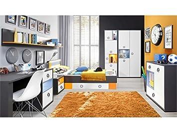 Jugendzimmer Colors Komplett Verschiedene Ausführungen