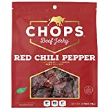 Chops Beef Jerky Red Chili Pepper (5-Pack)