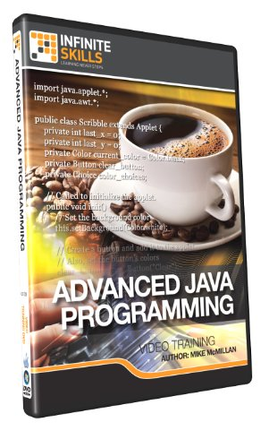 Advanced Java Programming Training DVD product image
