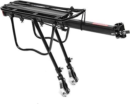 Vaxiuja Carrier Trasera para Bicicleta Aleación de Aluminio for ...