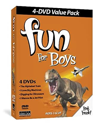 Fun for Boys Pack [USA] [DVD]: Amazon.es: Cine y Series TV