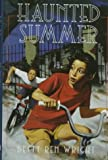Haunted Summer, Betty Ren Wright, 0590473557