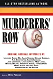 img - for Murderers' Row: Original Baseball Mysteries book / textbook / text book