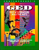 GED Literature and the Arts, Romanek, Elizabeth, 0809237792
