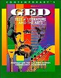 GED Literature and the Arts, Romanek, Elizabeth, 0809237792