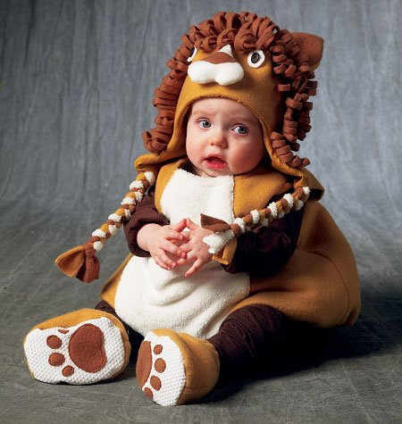 MCCALLS M6812 TODDLERS COSTUME (1/2, 1, 2, 3, 4) 4 SYTLES ~ SEWING PATTERN ()