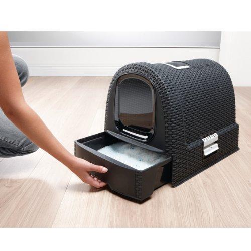 Design Toilette Per Gatti Style Grigio Amazonit Casa E Cucina