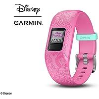 Garmin 010-01909-33 vívofit junior 2, Princess Ariel, Belle, Jasmine, Mulan and Rapunzel Smartwatch