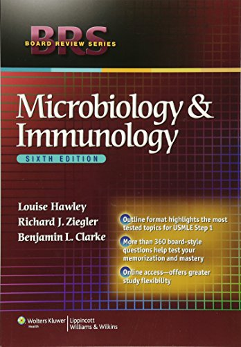 BRS Microbiology and Immunology (Board Review Series)