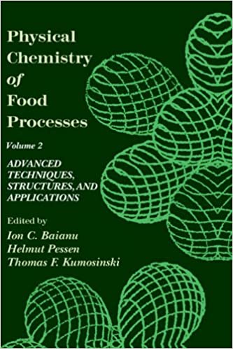 Book Physical Chemistry of Food Processes, Volume II: Advanced Techniques, Structures and Applications: v. 2 (AVI book)