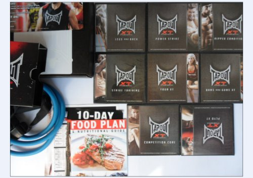 TapouT XT Extreme Training As Seen On